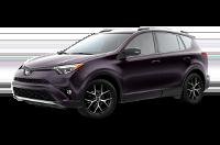 Toyota RAV4 SE Trim Features & Options