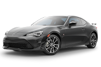 Toyota 86 GT Black Trim Features & Options