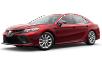 Toyota Camry LE Trim Features & Options