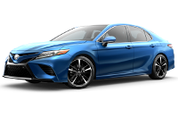 Toyota Camry XSE Trim Features & Options