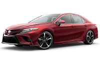 Toyota XSE V6 Trim Features & Options