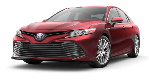 featuring 2018 Toyota Camry