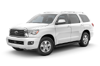 Toyota Sequoia SR5 Trim Features & Options
