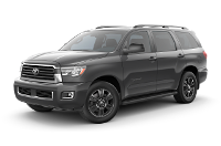 Toyota Sequoia TRD Sport Trim Features & Options