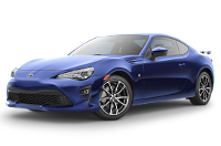 Toyota 86 GT Trim Features & Options