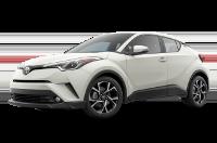 Toyota C-HR XLE Premium Trim Features & Options