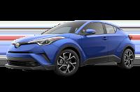 Toyota C-HR XLE Trim Features & Options