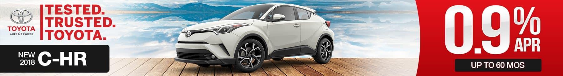 Toyota-C-HR-Finance-Special