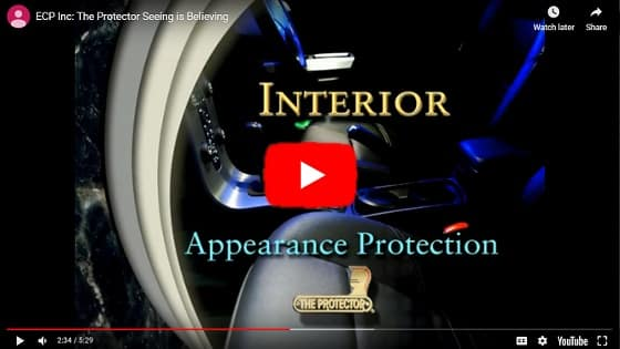toyota interior protection