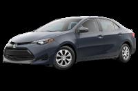 2019 Corolla L Trim Features & Options