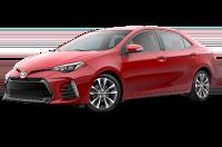 2019 Corolla SE 6MT Trim Features & Options
