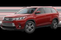 Toyota Highlander LE Plus Trim Features & Options
