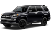 Toyota Limited Nightshade Edition Trim Features & Options