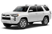 Toyota 4Runner SR5 Trim Features & Options