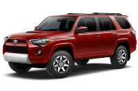 Toyota TRD Off-Road Trim Features & Options