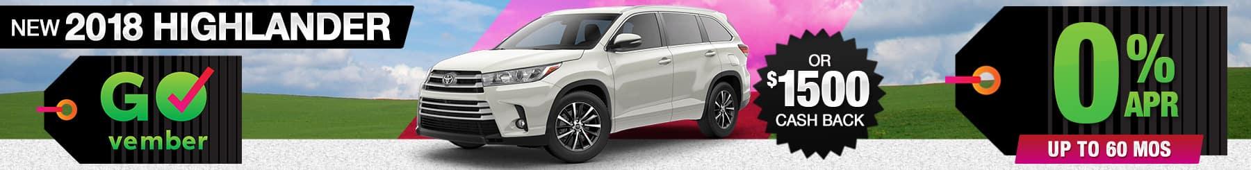 Toyota-Highlander-Finance-Special