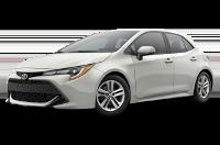 Toyota Corolla Hatchback SE Trim Features & Options
