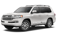 Toyota Land Cruiser Warranty & Maintenance Guide Cover