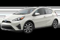 Toyota Prius c LE Trim Features & Options