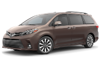 Toyota Sienna Limited Premium Features & Options