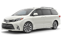 Toyota Sienna Limited Features & Options