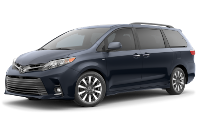 Toyota Sienna XLE Premium Features & Options
