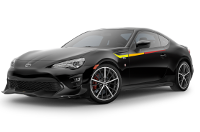 Toyota 86 TRD Special Edition Trim Features & Options