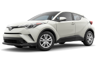 Toyota C-HR LE Trim Features & Options