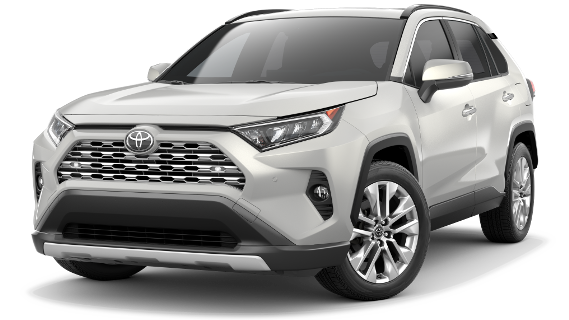 Toyota RAV4 - Features, Trim Details & Specifications