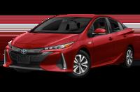 Toyota Prius Prime Plus Trim Features & Options