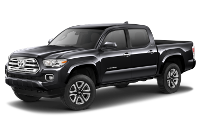 Toyota Tacoma Limited Features & Options