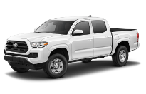 Toyota Tacoma SR Trim Features & Options