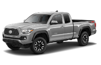 Toyota Tacoma TRD Off-Road Trim Features & Options