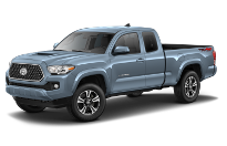 Toyota Tacoma TRD Sport Trim Features & Options