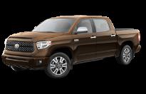 Toyota Tundra Platinum Trim Features & Options