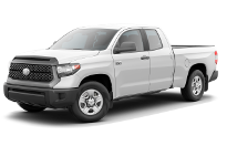 Toyota Tundra SR Trim Features & Options