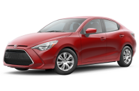 Toyota Yaris L Trim Features & Options