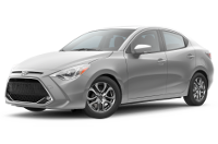 Toyota Yaris XLE Trim Features & Options