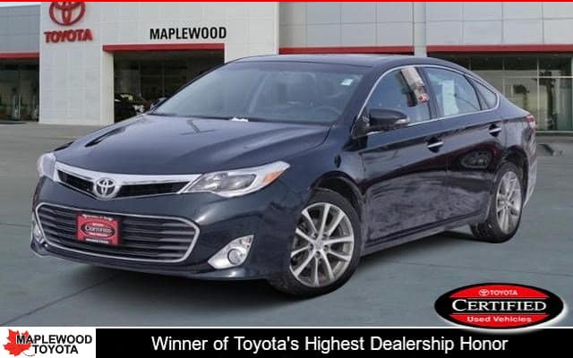Certified Pre-Owned 2015 Toyota Avalon XLE Premium 4dr Car
