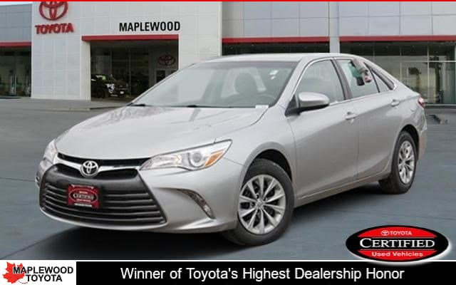 Certified Pre-Owned 2016 Toyota Camry LE 4dr Car