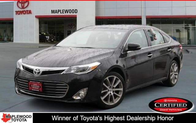 Certified Pre-Owned Toyota Avalon XLE