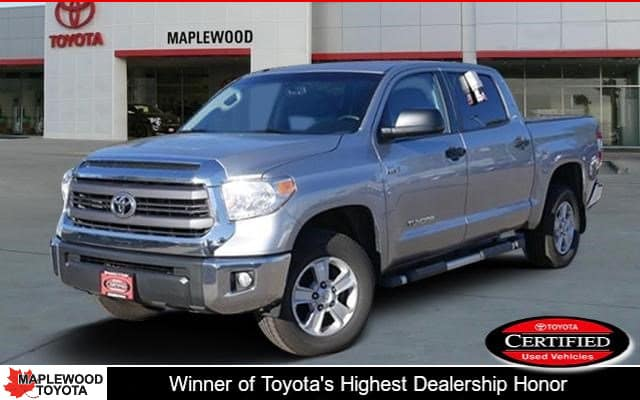 Certified Pre Owned Toyota Tundra
