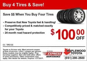 service coupon-toyota-tires