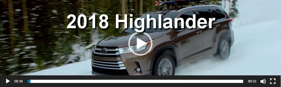 2018 Highlander Video Overview