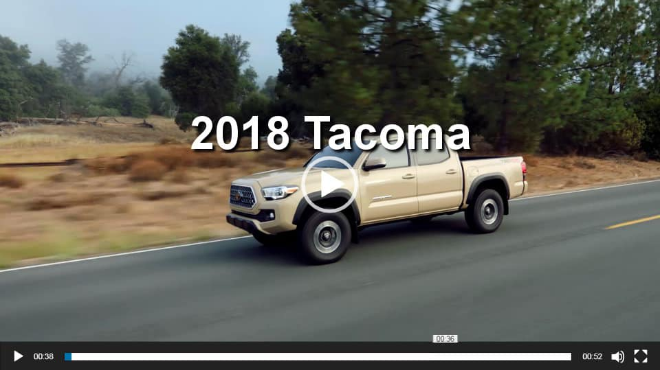 Toyota Tacoma Video
