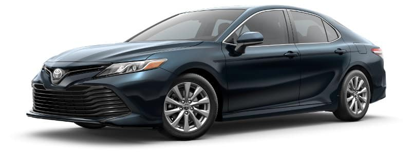 Toyota Camry LE Trim View