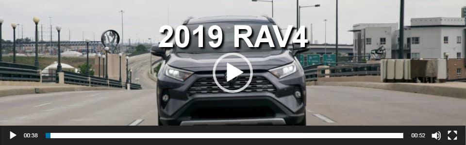 2019 RAV4 Video Overview