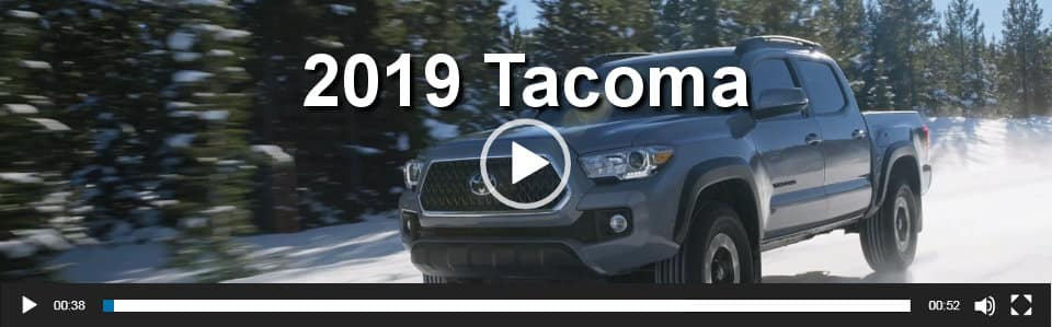 2019 Tacoma Video Overview