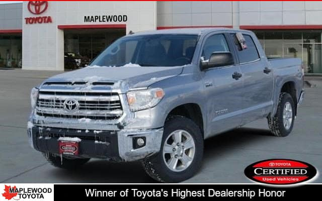 Certified Pre-Owned 2016 Toyota Tundra SR5 CrewMax