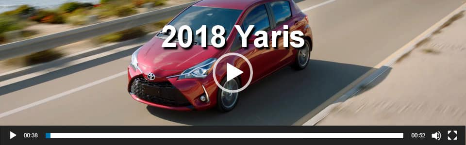 2018 Yaris Video Overview